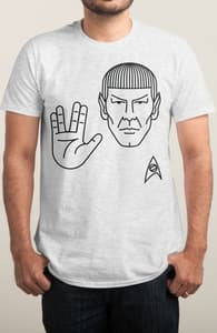 LLAP, The Star Trek Collection + Threadless Collection