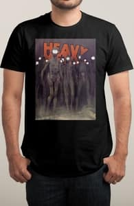 Smile or Die, The Heavy Metal Collection + Threadless Collection