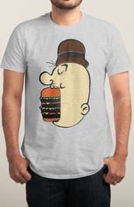 Say AHHHHHHHAMBURGER, The Betty Boop and Popeye Collection + Threadless Collection