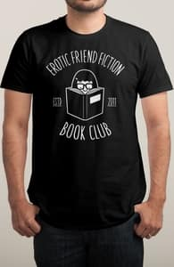 Erotic Friend Fiction Book Club, The Bob's Burgers Collection + Threadless Collection