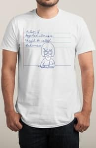 Dear Diary..., The Bob's Burgers Collection + Threadless Collection