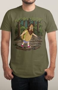 Beefsquatch Sighting, The Bob's Burgers Collection + Threadless Collection