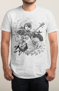 Hero's Journey, The Kubo and the Two Strings Collection + Threadless Collection