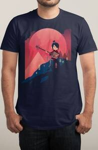 A Song On The Mountain, The Kubo and the Two Strings Collection + Threadless Collection