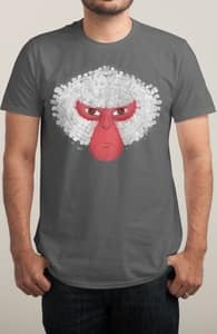 Don't mess with the monkey - Paul Tippett, The Kubo and the Two Strings Collection + Threadless Collection
