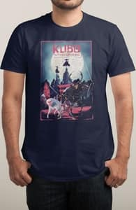 ERHU, The Kubo and the Two Strings Collection + Threadless Collection