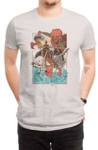 My Story, The Kubo and the Two Strings Collection + Threadless Collection