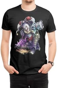 Malavestros the Lowest of the Low, The Court of The Dead Collection + Threadless Collection