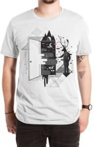 Take it or dream it, Assymetry + Threadless Collection