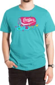 Taste the Cooties, Designs Printed from this Challenge + Threadless Collection