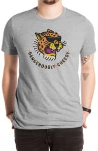 Dangerous Cheese, Tattoos + Threadless Collection