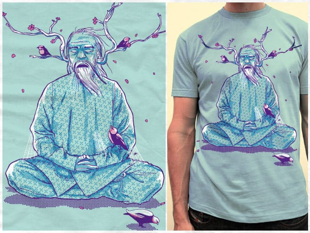 Why monks should not lose their concentration by mathiole on Threadless