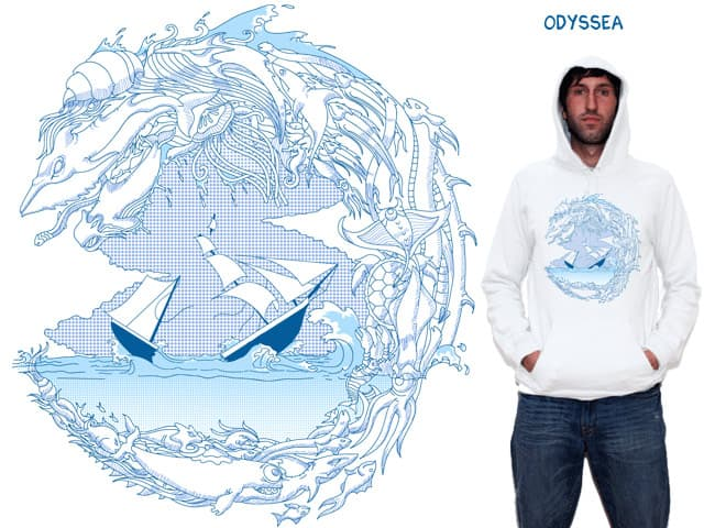 Odyssea by Ste7en on Threadless