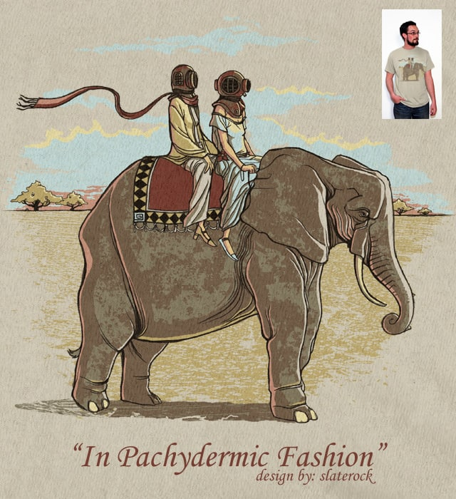 In Pachydermic Fashion