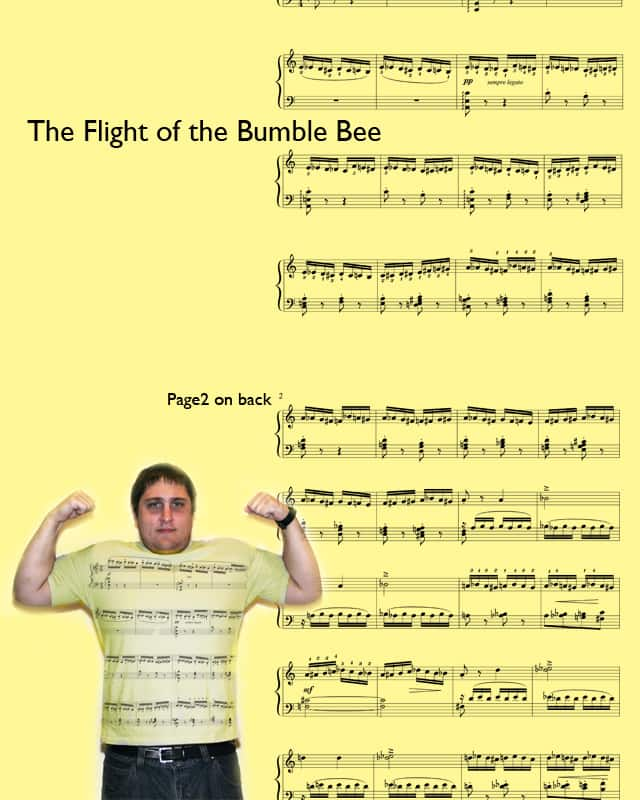 Plight of the Bumble Bee by DesignbyProxy on Threadless