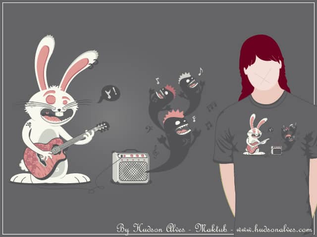 El Coelhotes by maktub on Threadless