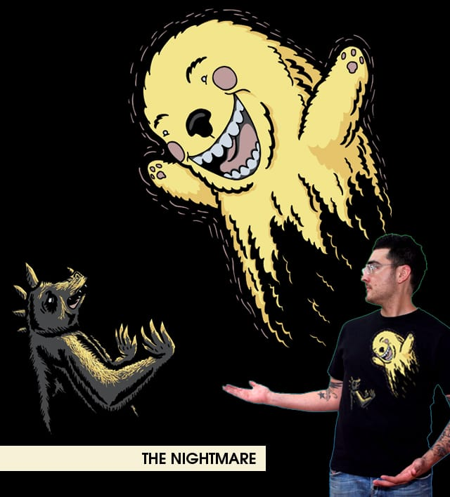 The Nightmare by WanderingBert on Threadless
