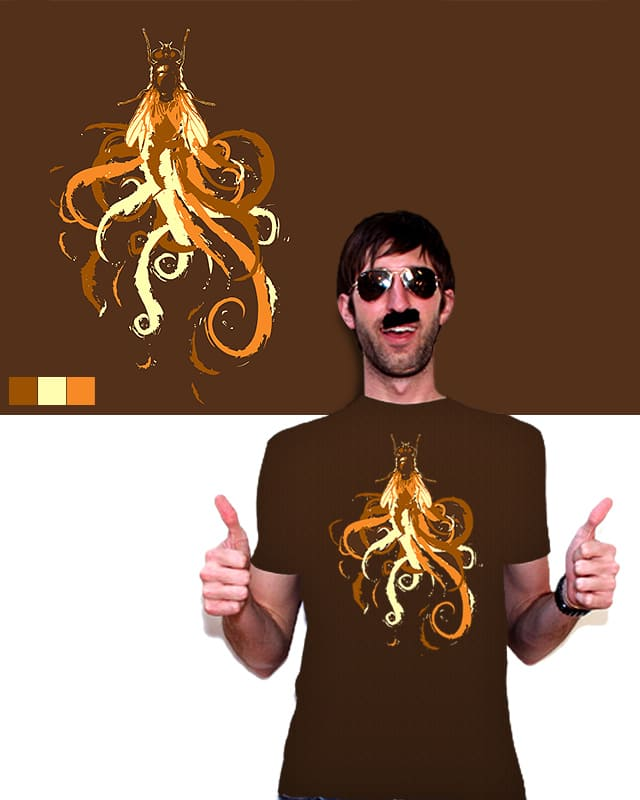 Fire+Fly by zorack on Threadless