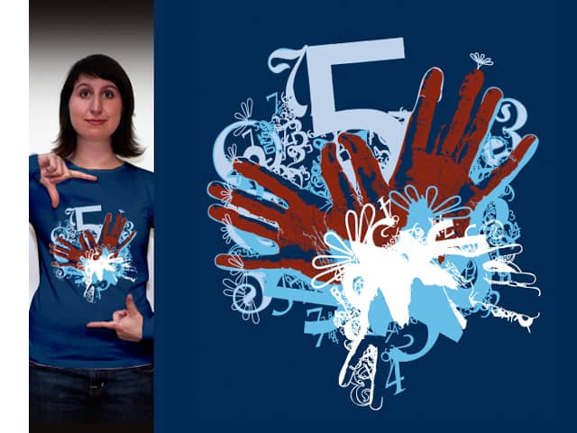 My Magic Numbers by kako64 on Threadless