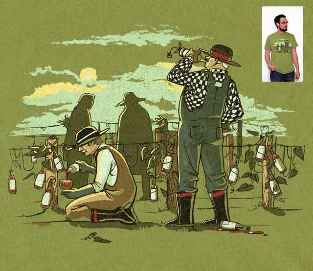 The EZ Vineyard by slaterock on Threadless