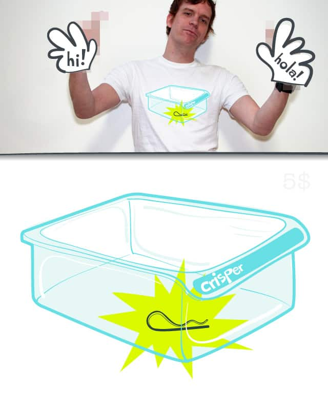 Cotter pin in the rotter bin! by corey9 on Threadless