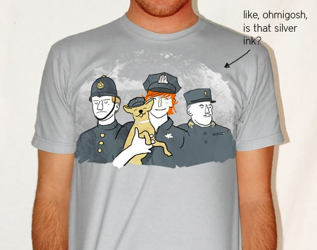 The Fashion Police by jonhillier on Threadless