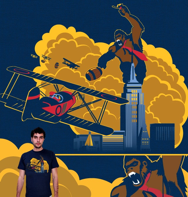 Highest Level Ever by jrmasm on Threadless