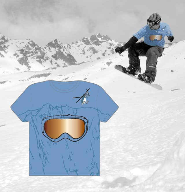 Backcountry by skaw on Threadless