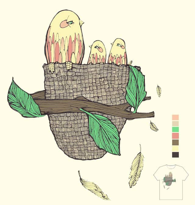 A Neat Nest by patperry23 on Threadless