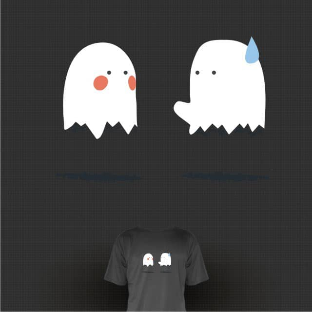 Ghost Pornography by tobiasfonseca on Threadless