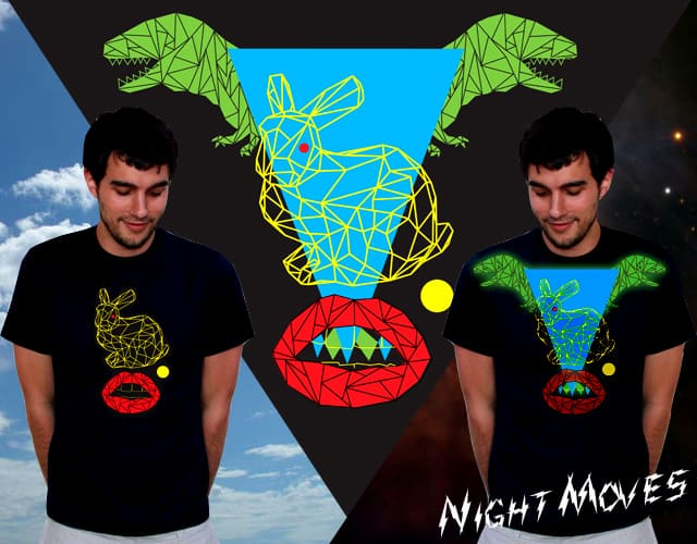 NightMoves by SayonaraGangster on Threadless