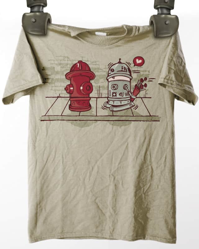 The new guy on the block by walmazan on Threadless