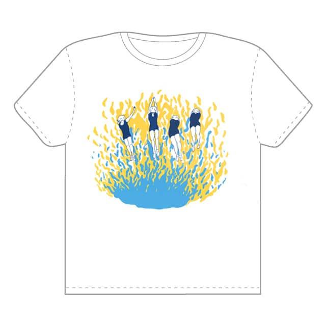diving by designing by nick on Threadless