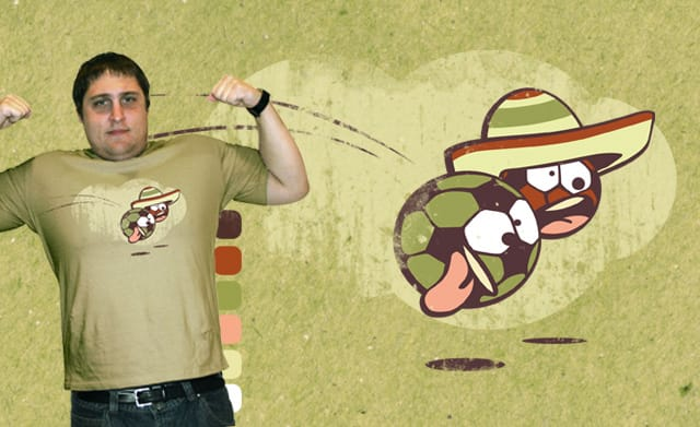 soccerNUTS by afanasieva on Threadless