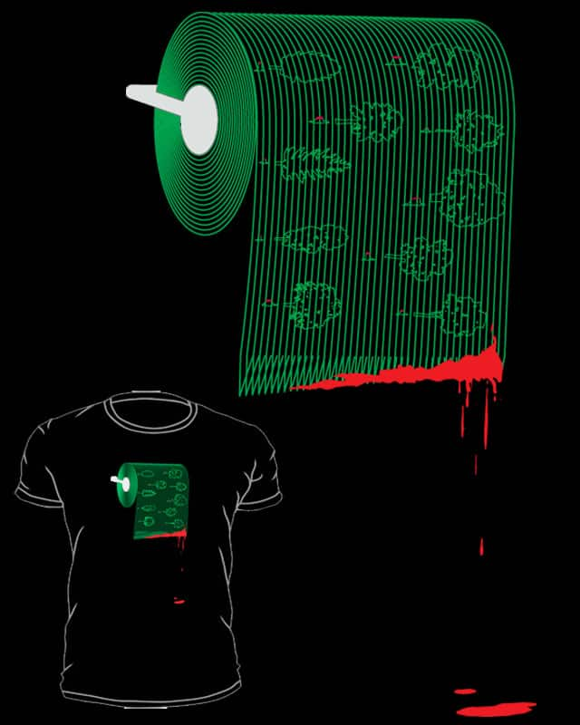 save green by taurous on Threadless