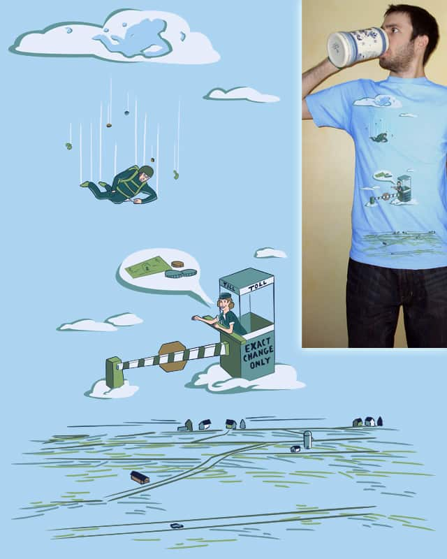 Not-So-Free Fall by stevetrpi on Threadless