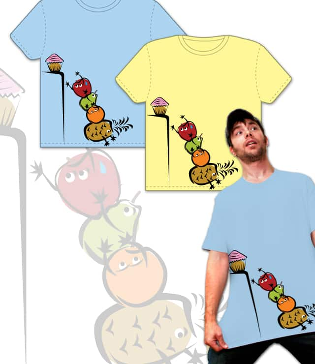 Sweet Treat by brittanynicole on Threadless