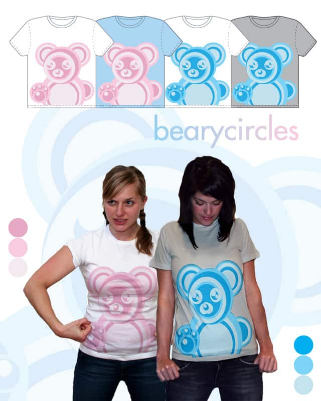 Beary Circles by bem69 on Threadless