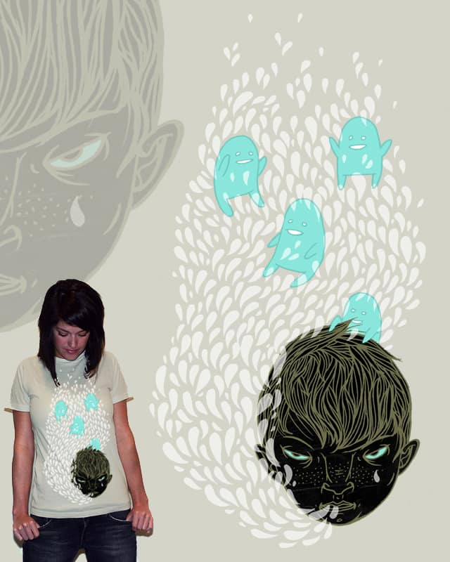 BlueEyes by jstumpenhorst on Threadless
