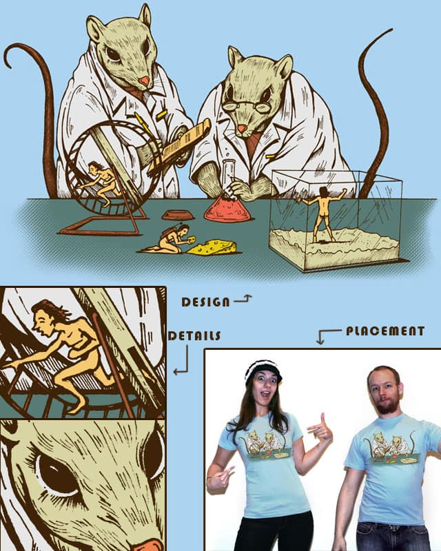 Laboratory Humans by KDLIG on Threadless