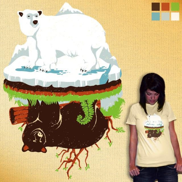 Bi Polar by Ste7en on Threadless