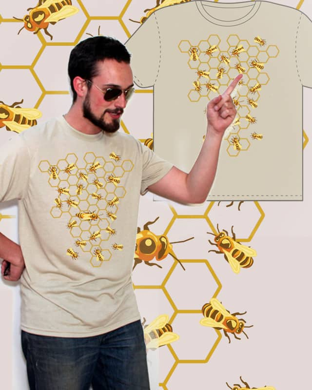 Queen Bee by Krimson on Threadless