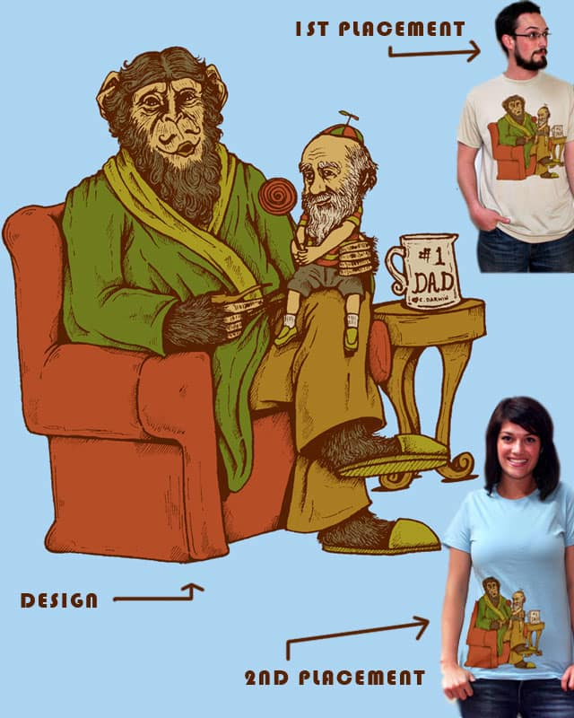 The Theory was a gift for Daddy by KDLIG on Threadless