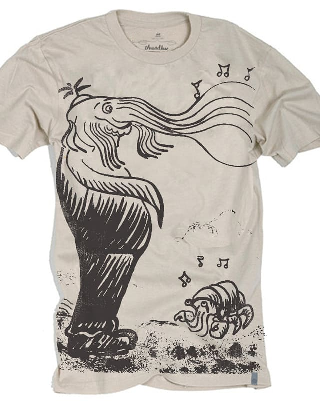 Song by the Sea by opifan64 on Threadless