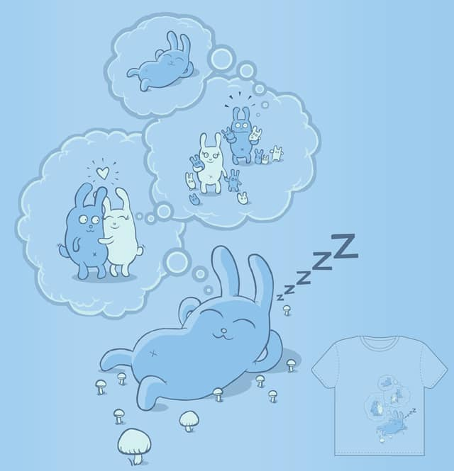 A Dream Within a Dream by dpsullivan on Threadless