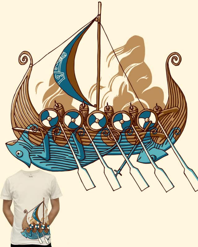 Vikings' best kept Secret by againstbound on Threadless