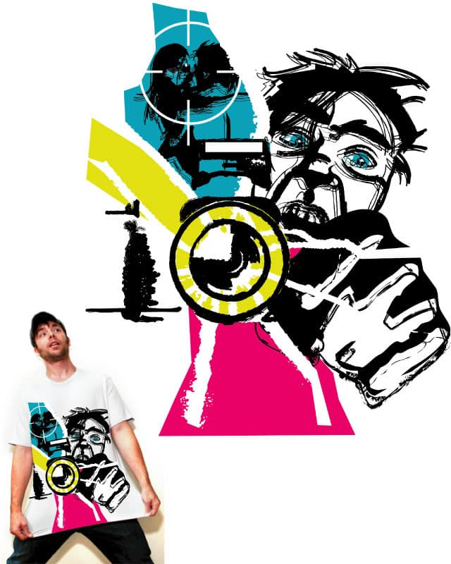 F@!% You Paparazzi by dnice25 on Threadless