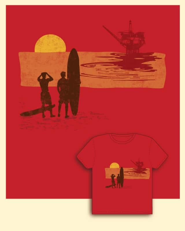End of Summer? by dparsons05 on Threadless
