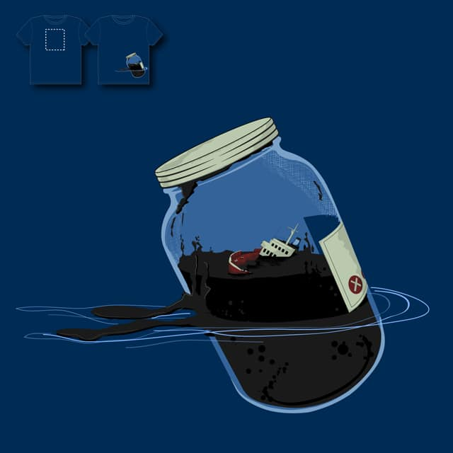 oil container by mtths on Threadless
