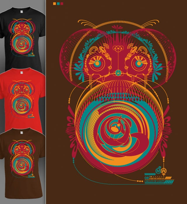 The way of circles by kako64 on Threadless